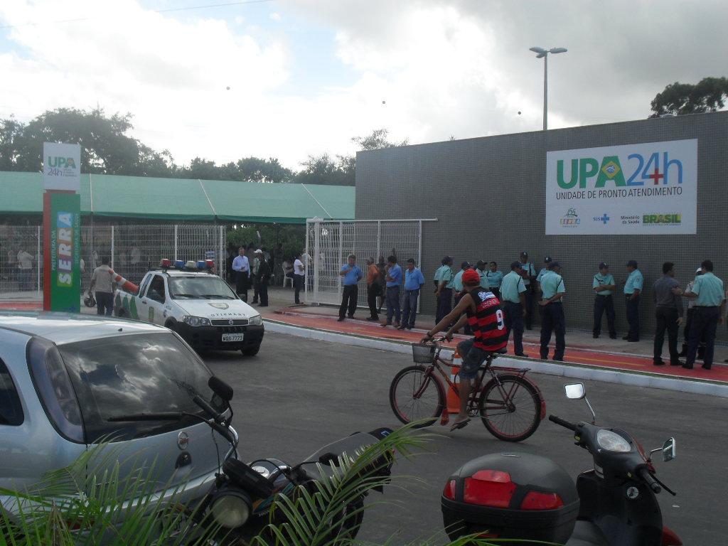 Bruno Lamas participa de inauguração da Unidade de Pronto Atendimento – UPA de Carapina