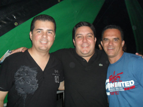 Vereador Bruno Lamas apoia o Verão com Jesus Serra