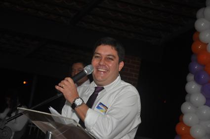 Está dada a largada para a reeleição de Bruno Lamas
