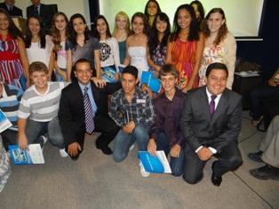 Colégio Americano Batista comemora 105 anos