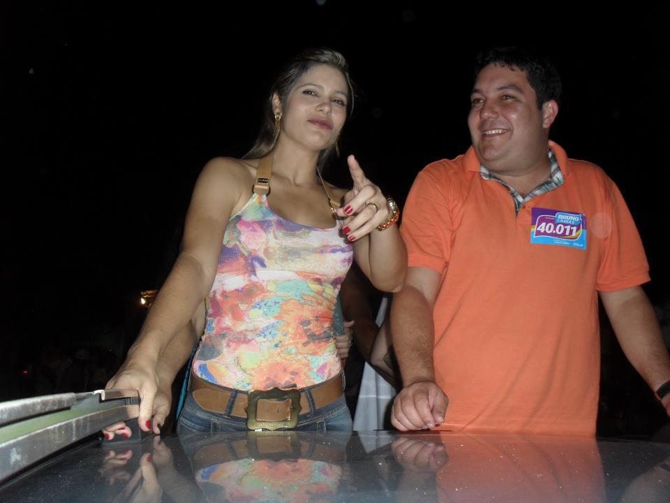 Bruno Lamas é campeão de votos na Serra