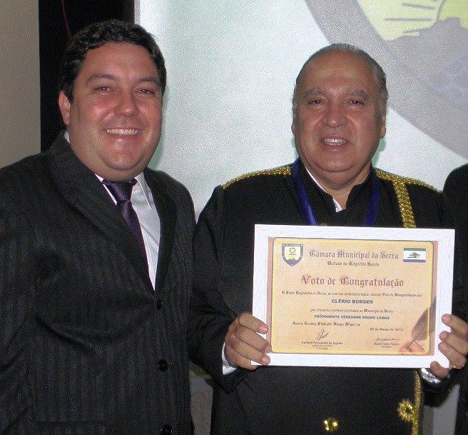 Bruno Lamas homenageia aqueles que promovem a cultura da Serra