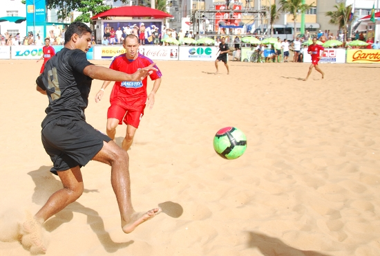Vila Velha recebe a Arena Capixaba de Verão