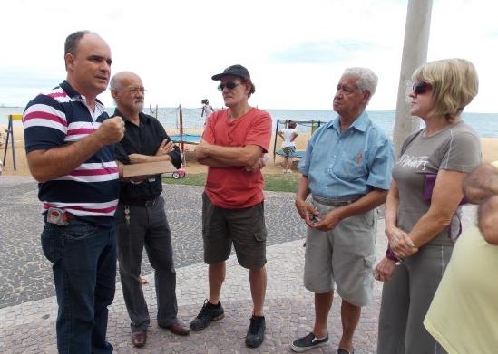 Vereador Ricardo Chiabai inicia Ação Integrada nos Bairros