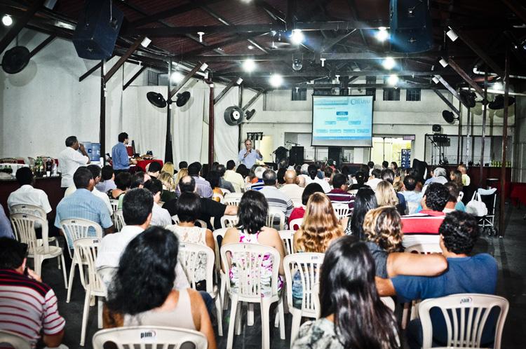 Vereador Chiabai reúne colaboradores para apresentar o mandato