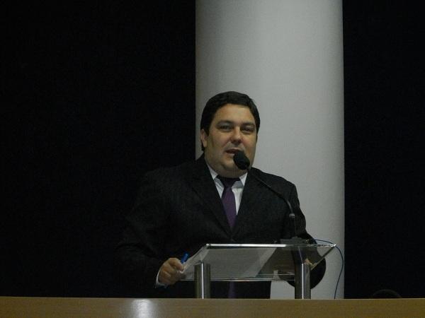 Bruno Lamas lamenta a ida da Rotam para Cariacica