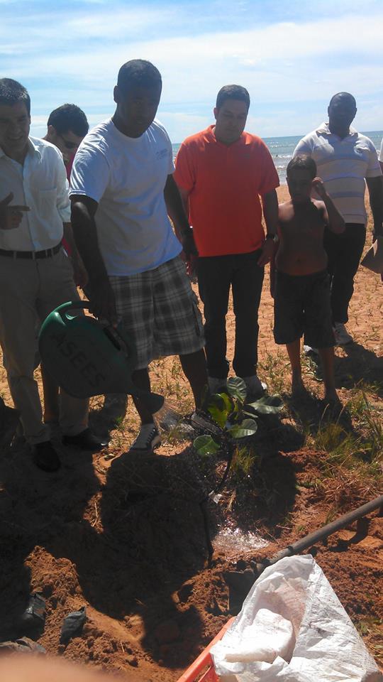 Vegetação nativa de Jacaraípe será recuperada