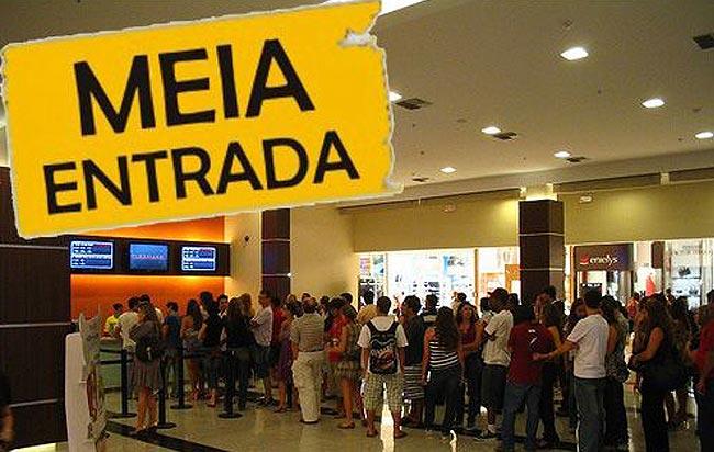 """Já é lei! Proposição de Chiabai amplia a """"meia-entrada"""" em Vila Velha"""