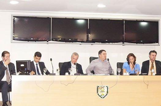 Comissão de Finanças da Câmara da Serra discute Orçamento Municipal
