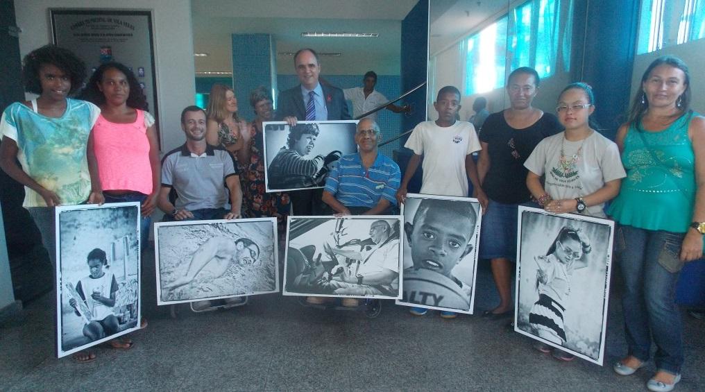 Chiabai comemora Dia Municipal das Pessoas com Deficiência