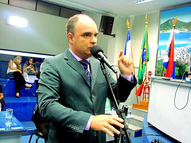 Vereador cobra início das discussões para revisão do PDM de Vila Velha