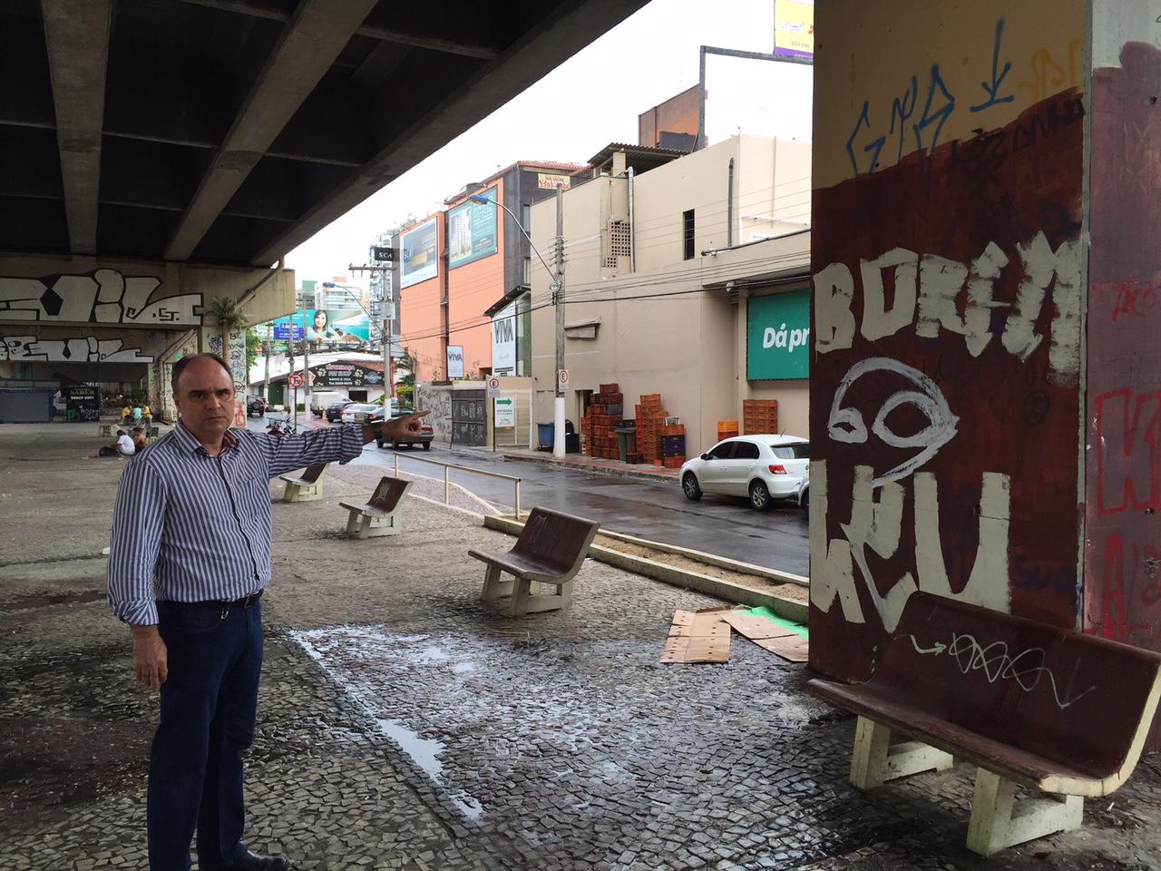 Chiabai solicita agenda com prefeito de Vila Velha