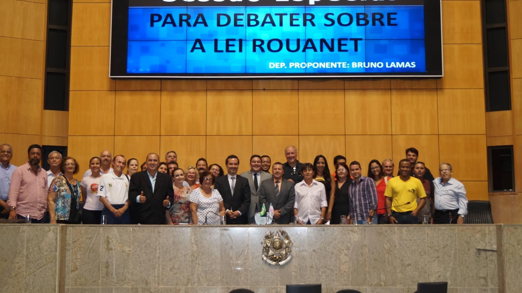 Bruno Lamas debate a Lei Rouanet