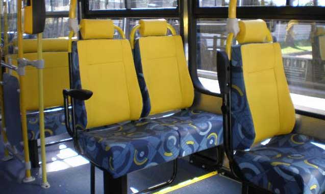 Assentos dos veículos de transporte coletivo de Vila Velha agora são todos preferenciais