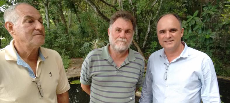 Chiabai se reúne com diretoria da Avidepa