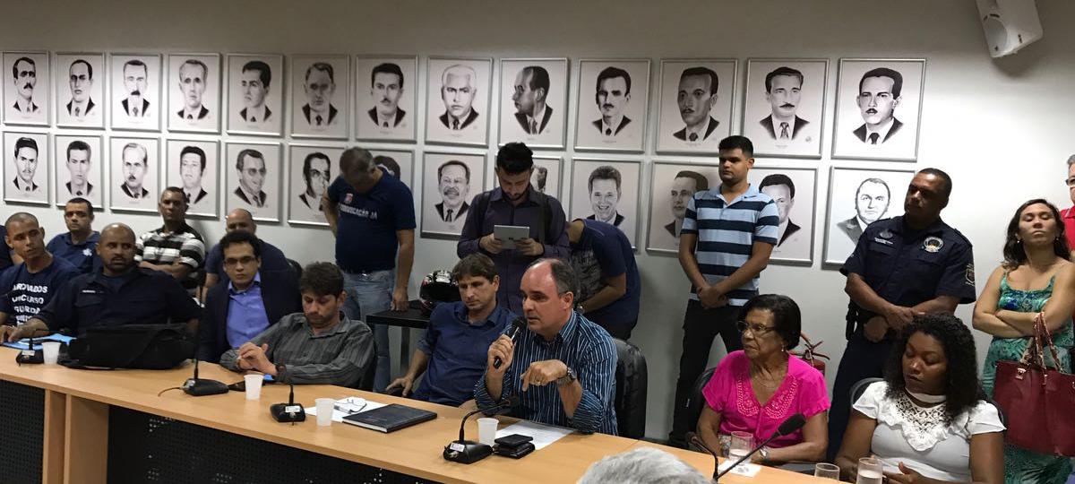 Divulgado cronograma para a ampliação da Guarda Municipal de Vila Velha