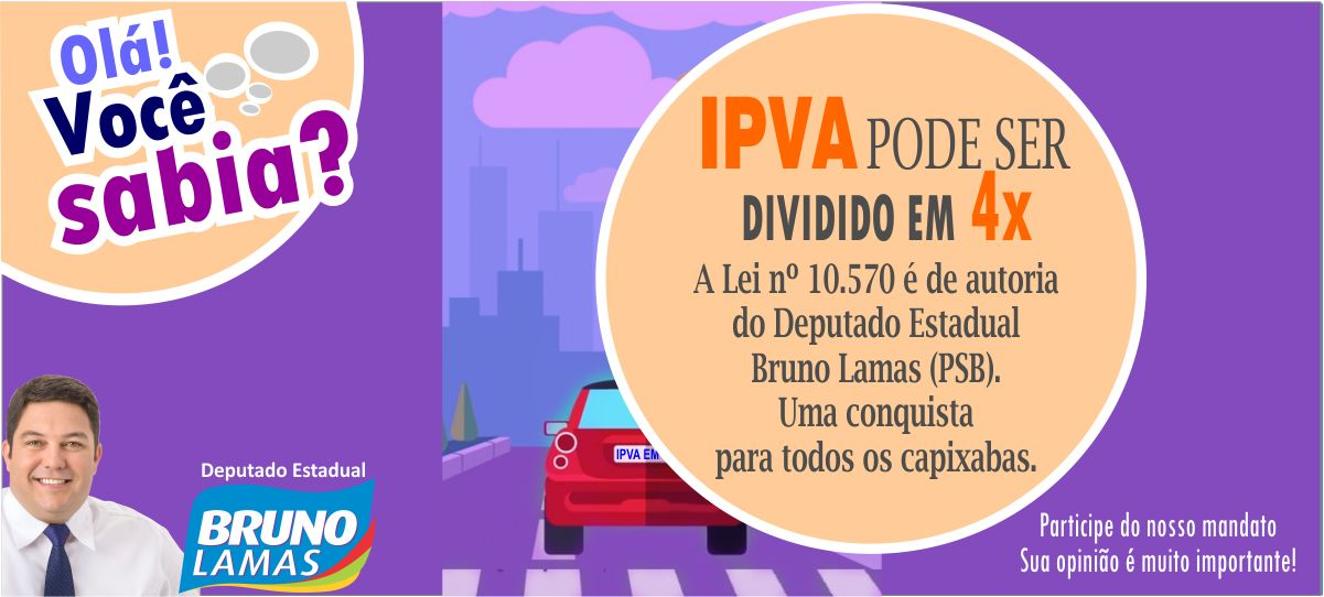 IPVA 4 VEZES!