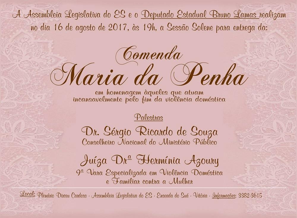 Comenda Maria da Penha