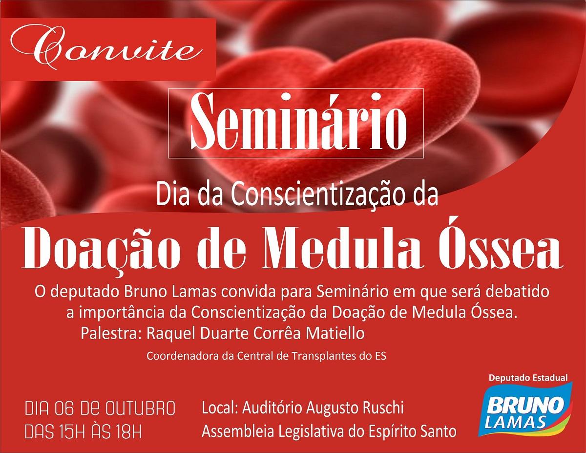 Seminário Medula Óssea