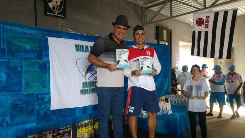 Lei de Chiabai insere em calendário oficial evento Taça Cidade Vila Velha de Pesca
