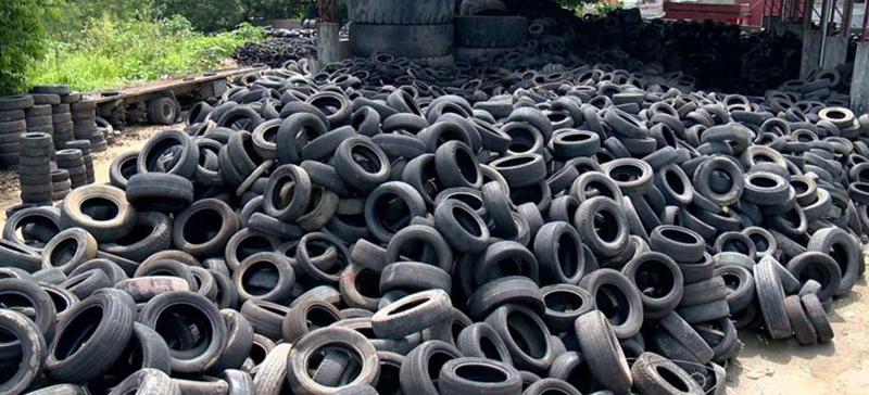 Projeto de Chiabai obriga instalação de coberturas em ferros-velhos e depósitos de pneus
