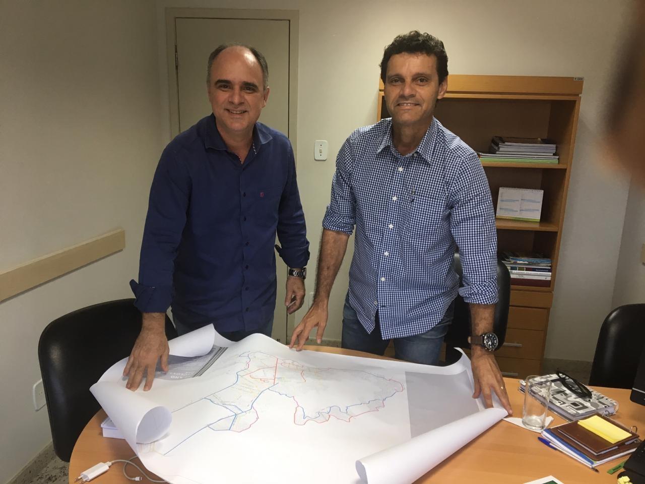 Visita do arquiteto e urbanista, Heliomar Venâncio, trazendo boas ideias de Mobilidade Ativa para a cidade de Vila Velha.