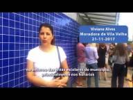 Área de Segurança Escolar agora é Lei em Vila Velha