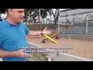 Praça Agenor Moreira continua sem conclusão de obras