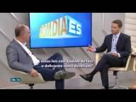 Chiabai fala sobre Dia da Pessoa com Deficiência em entrevista no Bom Dia ES - 05-12-17