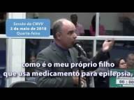 Chiabai critica a espera por remédios na Farmácia Cidadã SessãoCMVV 02-05-18