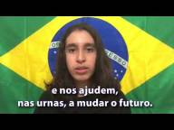 Bruno estudante apoia Ricardo Chiabai 23222