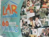 Visita ao Lar Batista Albertine Meador