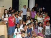 Projeto Câmara Escola - Visita dos alunos da EMEF Irmã Cleuza C. R. Coelho.