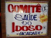 Posse do Comitê de Saúde do Idoso de Jacaraípe