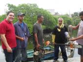 Limpeza do Rio Jacaraípe