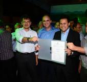 Assinatura da Ordem de Serviço  autorizando Obras de drenagem e pavimentação no Parque das Castanheiras