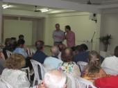 Apresentação do Projeto de Drenagem e Pavimentação das ruas do Parque das Castanheiras