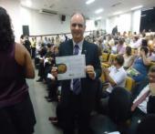 Diplomação pelo TRE do Vereador Ricardo Chiabai