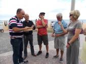 Ação Integrada de Fiscalização - Orla da Praia da Costa
