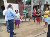 Visita ao bairro São Torquato