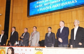 Crise, Reforma Política e Fusões Partidárias