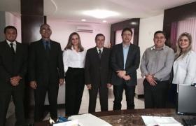 Reunião no Ministério Público Estadual