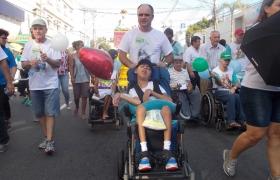 """Festa da Penha 2016 """"Romaria das Pessoas com Deficiência"""""""