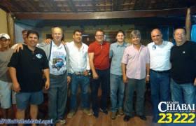 Reunião com moradores do Parque das Castanheiras