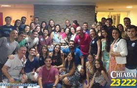 Encontro de amigos e apoiadores da juventude da Praia da Costa