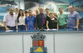 Reunião do diretório municipal do PPS Vila Velha