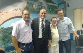 Reunião do PPS Vila Velha, abril de 2017