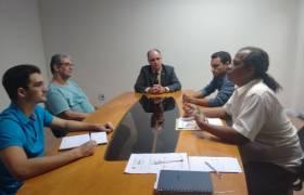Reunião da Comissão de Educação, Ciência e Tecnologia, Cultura, Esporte, Lazer e Turismo com conselheiros de Vila Velha