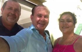 Visita ao município de Pancas