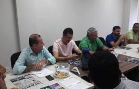 Reunião em Linhares com lideranças do PSC
